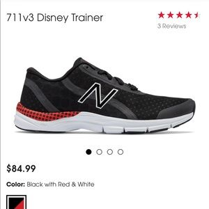 New Balance Disney Trainer Minnie Mouse